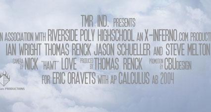 Calculus Movie Poster