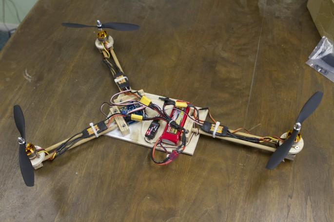 Tricopter RTF